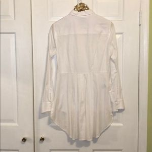 BCBG white shirt